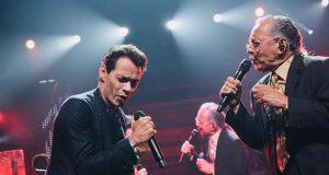 Marc Anthony grabó a dueto con su ¡padre!