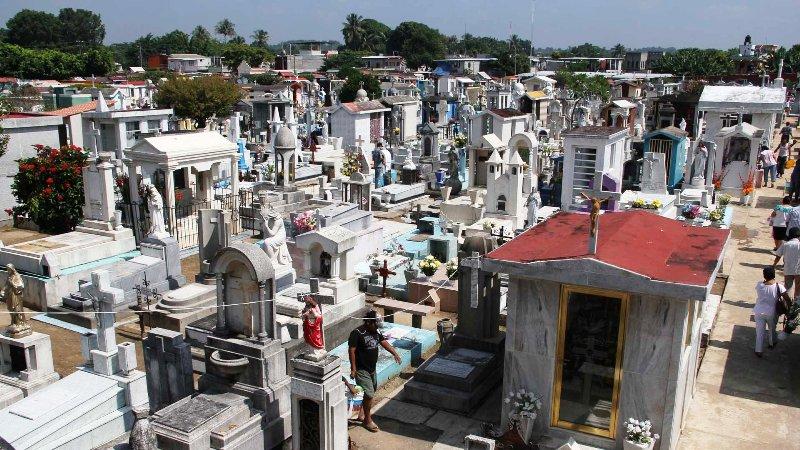 Tuxtepec necesita un nuevo panteón, espacios insuficientes en campos santos: Jefatura