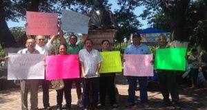 Periodistas de Juchitán exigen a la S-22 respetar su trabajo