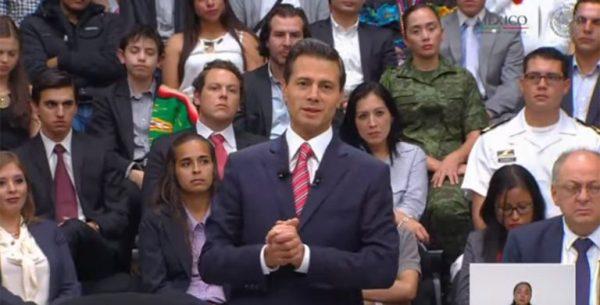 Dará Peña certificado un millón y medio para abatir rezago educativo