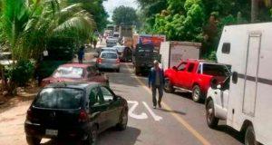 Pescadores de comunidades de Mixtepec bloquean carretera en la Costa