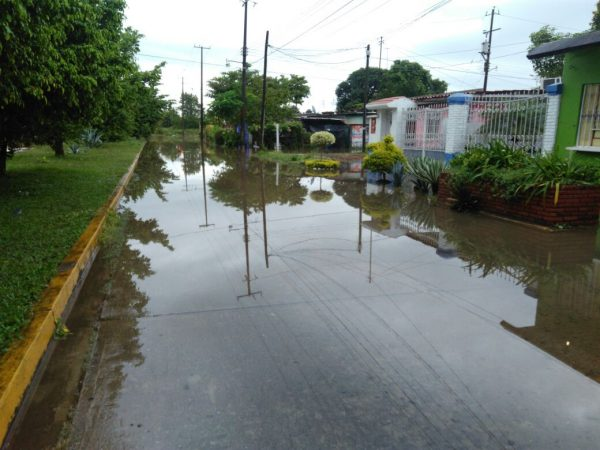 ACTUALIZADA: Reportan autoridades 14 colonias inundadas en Tuxtepec