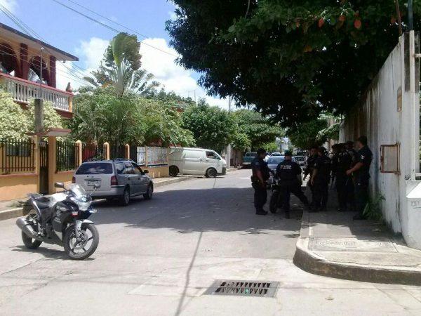 Reportan un ejecutado este lunes en Tuxtepec