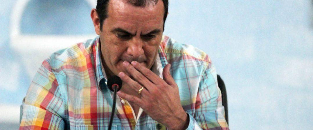 Culpan a Cuauhtémoc Blanco de clima de inseguridad en Cuernavaca