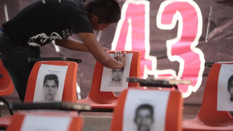 EPN reiteró el firme compromiso en la investigación del caso Ayotzinapa