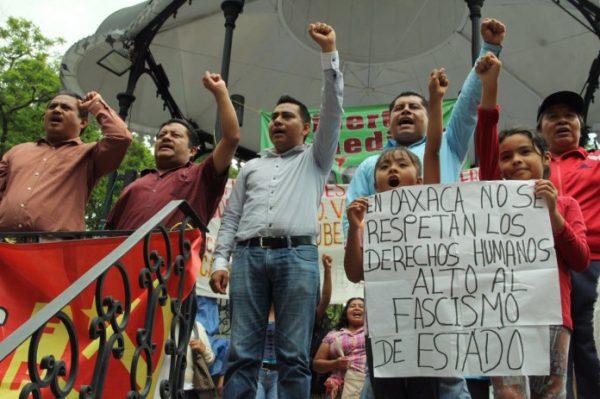 Congreso analiza sanciones por presencia de niños en protestas