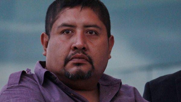 Se accidenta diputado oaxaqueño  Freddy Gil Pineda
