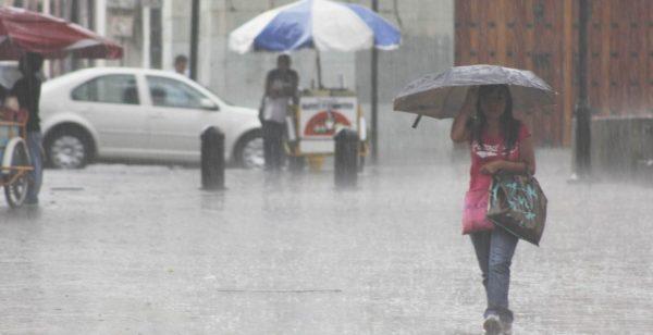 Prevén lluvias en 19 estados