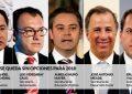 Errores, corrupción y desgaste de Peña Nieto dejan al PRI sin gallos para 2018