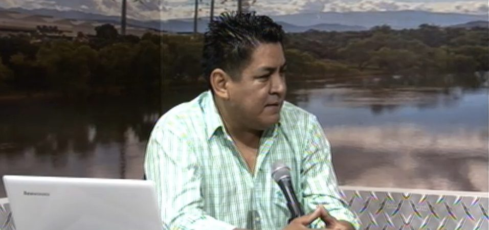 Nunca habia visto un congreso al servicio de un gobernador electo: Irineo Molina