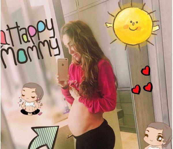 Anahí desmiente rumores de falso embarazo