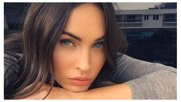Megan Fox presumen a su bebé en Instagram