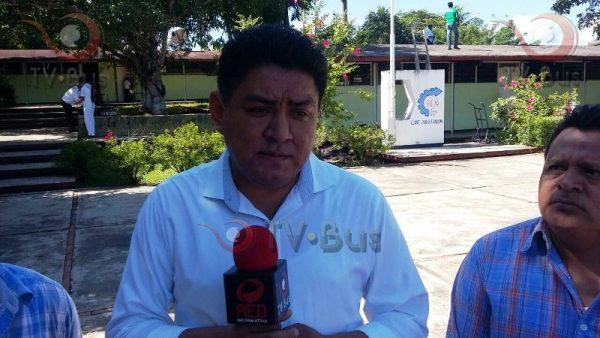 Sin llevar a cabo entrega recepción en Chiltepec