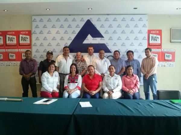 Anuncian Buen Fin, participarán entre 45 y 50 comercios de Tuxtepec