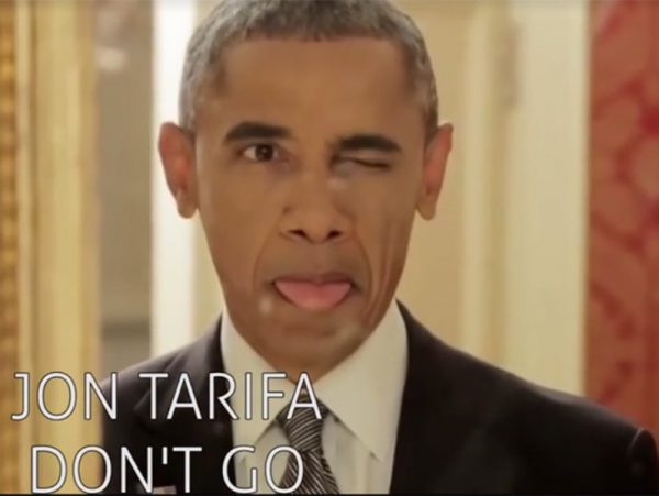 #VIDEO: 'No te vayas', video con el que estadunidenses despiden a Obama
