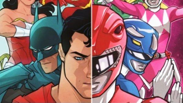 Habrá crossover entre los Power Rangers y la Liga de la Justicia