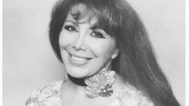 Fallece actriz de cine de ficheras, Diana Herrera. Con Shanik Berman