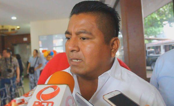 Analiza Dávila solicitar ayuda a Veracruz por incendio en Basurero