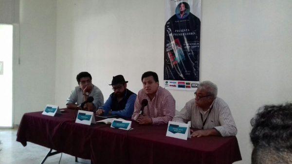 """""""En pañales"""" la protección a periodistas: Noé Zavaleta"""