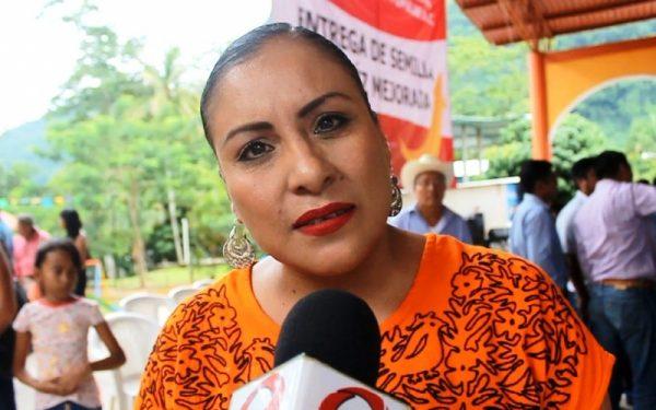 En espera Karina Barón sobre su probable expulsión del PRD