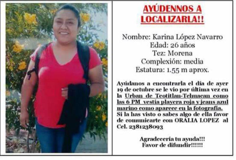 Se registra otro feminicidio; ahora en Tehuacán