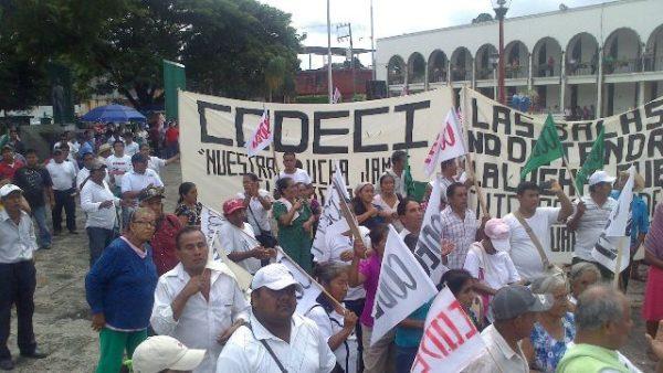 Muchas gestiones con gobierno del estado no se concretaron, seguirán haciendo presión: CODECI