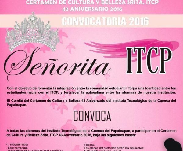 Festejará  ITCP 43 años en Tuxtepec