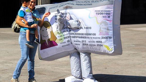 Más de 15 mil ciudadanos, deben renovar credencial con terminación 18