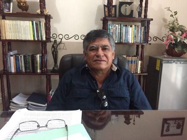 Legal la Asociación Civil de Padres de Familia de la ETI 2: Notario Público