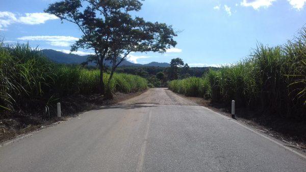 Inician trabajos en carretera a Santa Úrsula