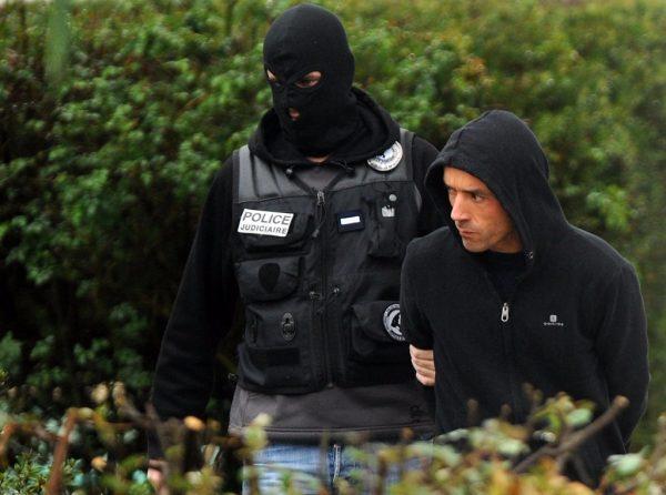 Detienen en Francia al actual dirigente de ETA