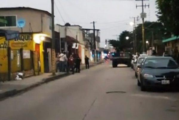Ejecutado en coctelería junto a Telmex en Tuxtepec, ya fue identificado