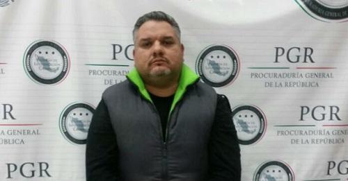 Detiene PGR a delincuente de los más buscados por la DEA