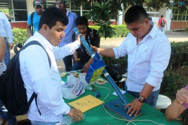 Realiza ITTUX exposición de proyectos de electrónica