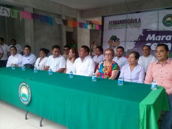 """Con """"Maratón del cemento"""", buscan concluir primera Etapa del Museo"""