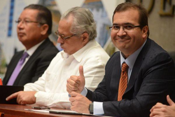 Ahora buscan a Duarte por delito electoral en Veracruz