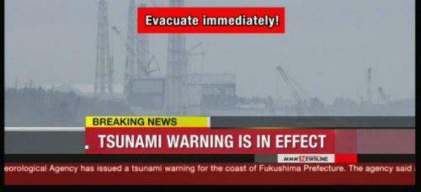 Registran sismo de 6.9 grados en Japón, emiten alerta por tsunami