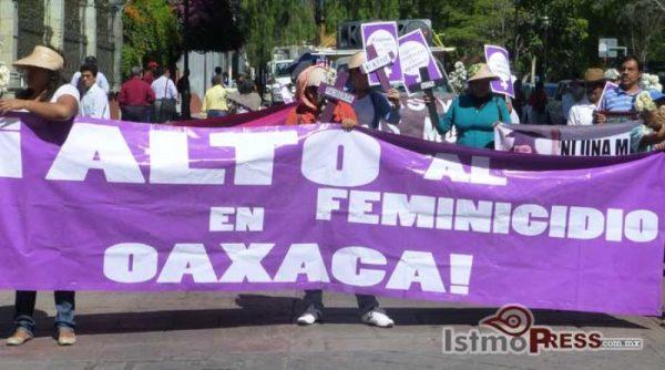 Legisladores y jueces oaxaqueños cómplices de la violencia contra la mujer: ONG 's