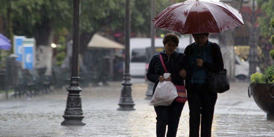 Prevén tormentas muy fuertes con granizo en Puebla, Veracruz y Oaxaca
