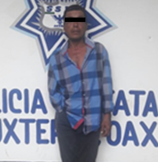 En Tuxtepec, sujeto es detenido por posesión de Marihuana