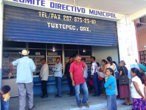 En Tuxtepec, gana Naty Díaz elección interna del PAN