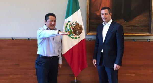 Nombran a Marco Antonio Hernández Cuevas director del ICAPET