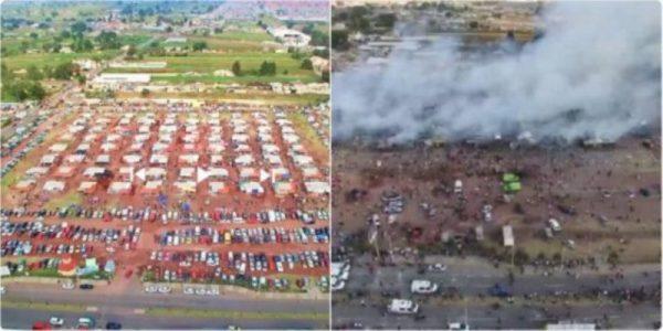 Identifican a 13 de los 31 fallecidos por explosión en Tultepec