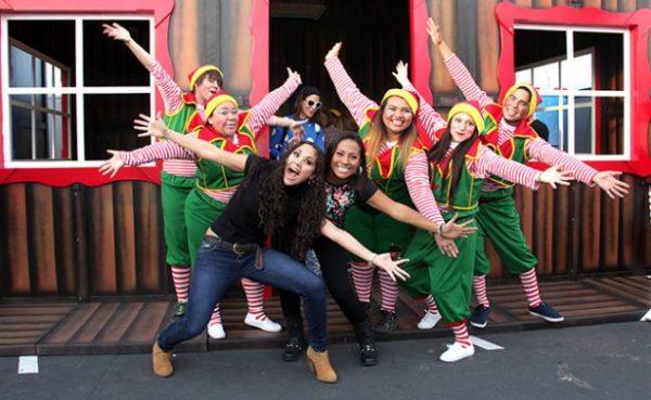 Abre TV Azteca villa de los duendes de Santa