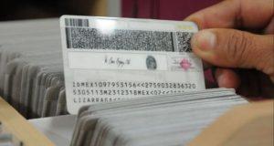 Roban credenciales de elector en Oaxaca