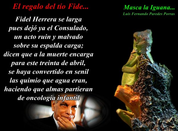 Duarte y Fidel, ¿presuntos asesinos de niños?