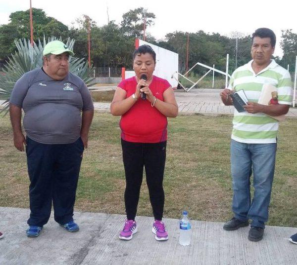 Arrancan en Chiltepec programa de activación fisica