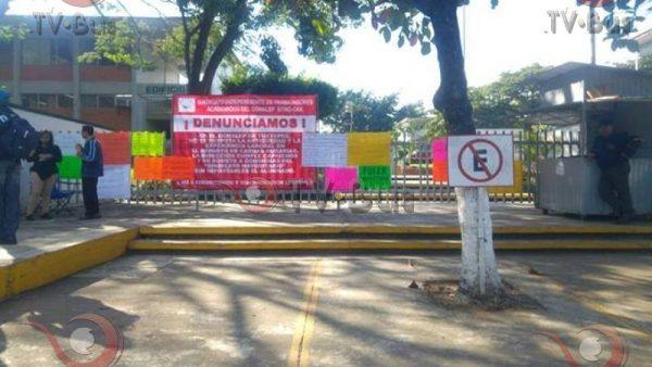 Representante general de CONALEP busca boicotear acuerdos y beneficiar a Sindicato minoritario: SUTDCEO