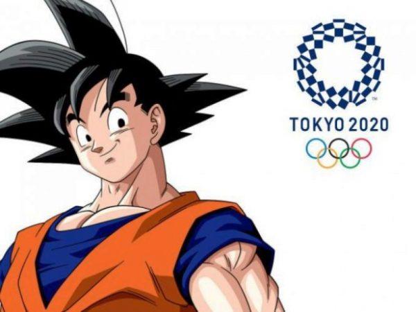 Goku es embajador de los Juegos Olímpicos de 2020