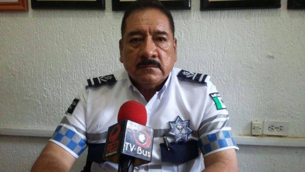 Sustituye Jaime Antonio Vargas a Ballesteros como Delegado de policía vial